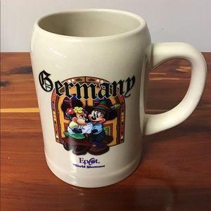 Disney Epcot beer stein (Germany)